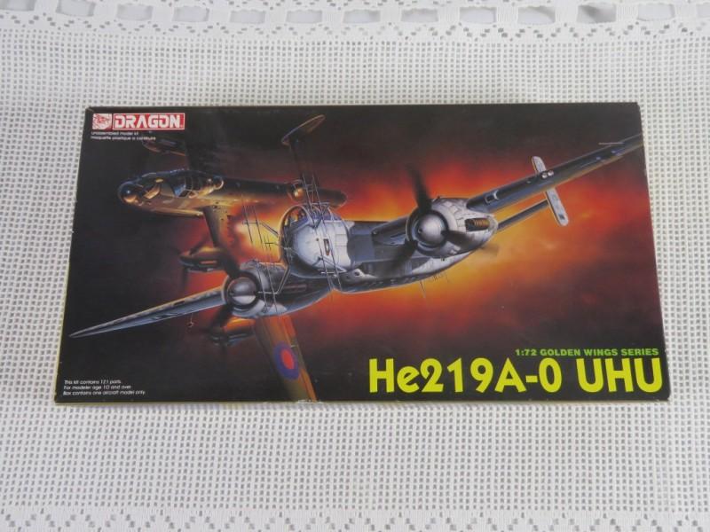 Modelbouw - Dragon - HE219A-0 UHU