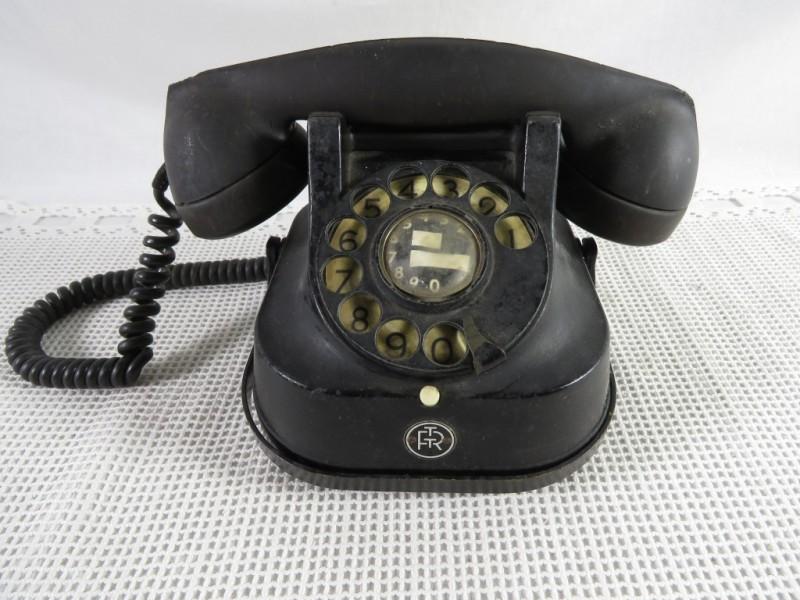 Bakelieten telefoon RTT