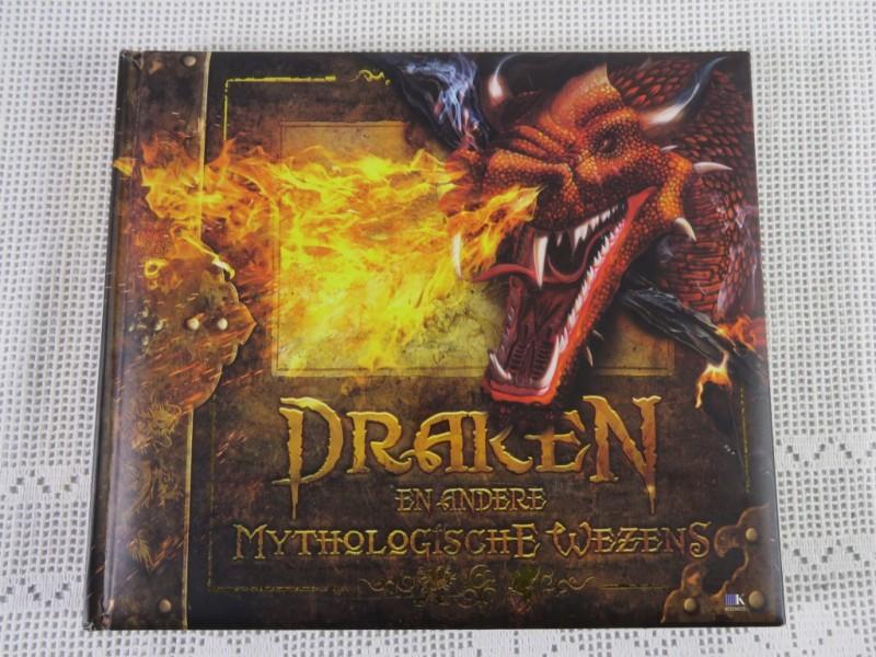 Boek - Draken en andere mythologische wezens