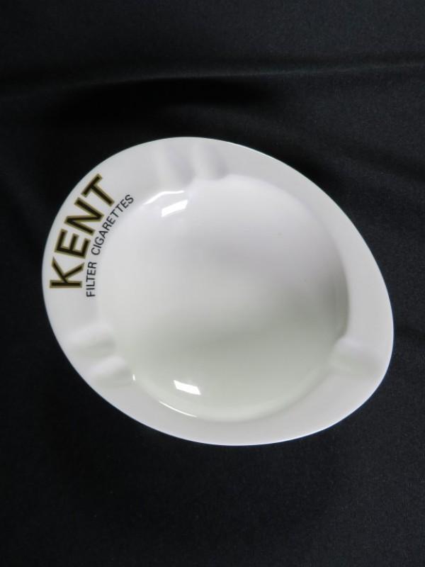 Porceleinen asbak Kent