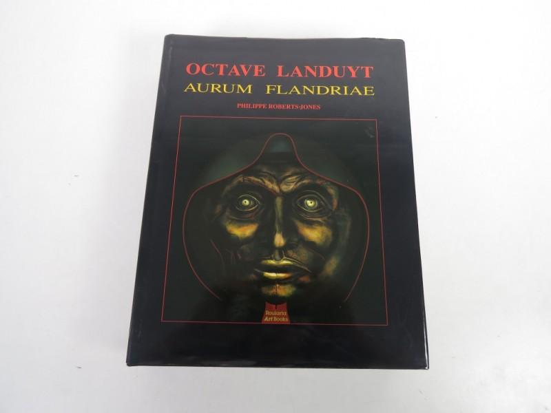 Boek - Octave Landuyt - Aurum Flandriae