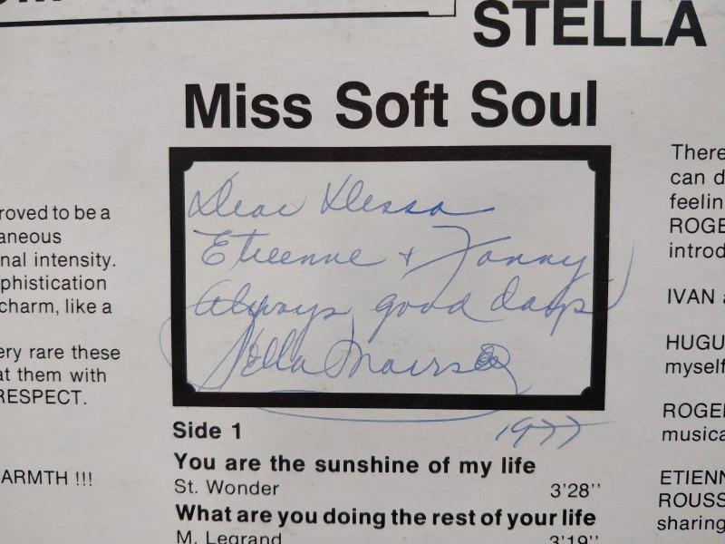 LP Stella Marrs