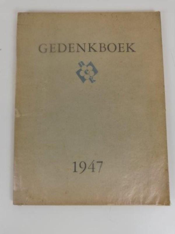Gedenkboek N.E.K. 1947