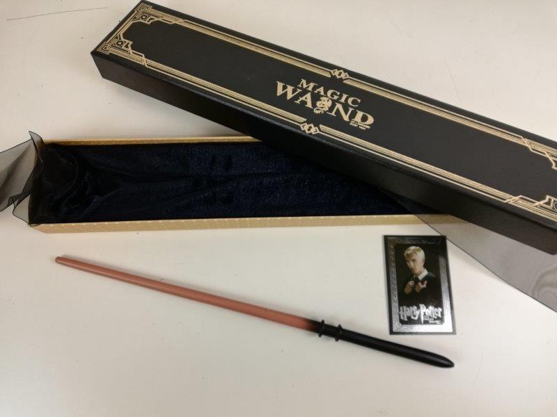 Magic Wand Draco Malfoy