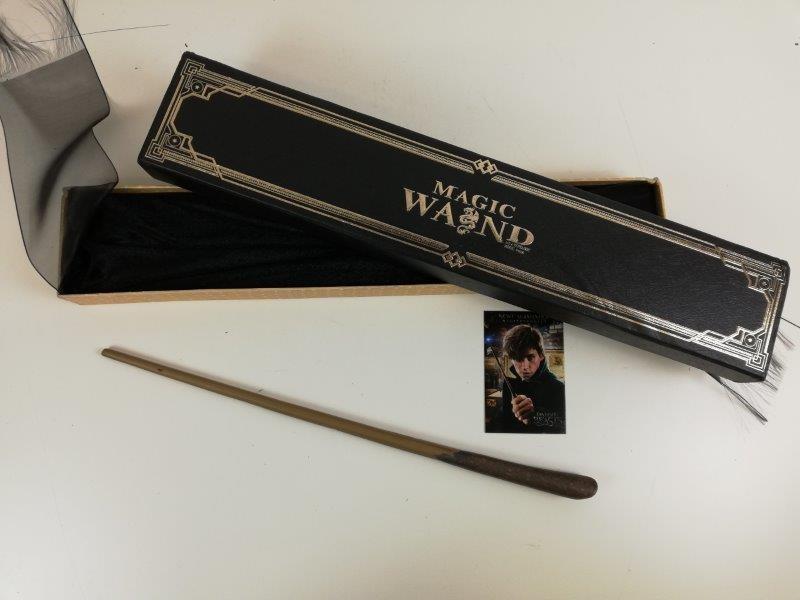 Magic Wand Newt Scamander