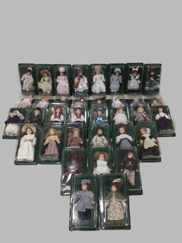 De fascinerende wereld van porseleinen poppen