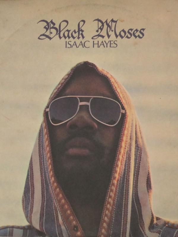 LP Black Moses (Isaac Hayes)