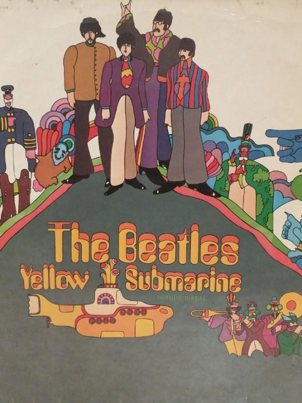 LP Yellow Submarine  (The Beatles)