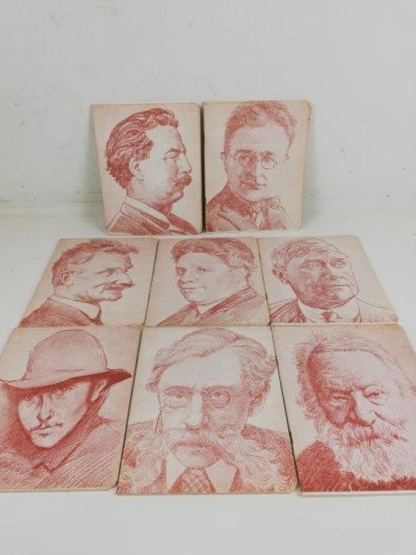 Vintage notitieboekjes