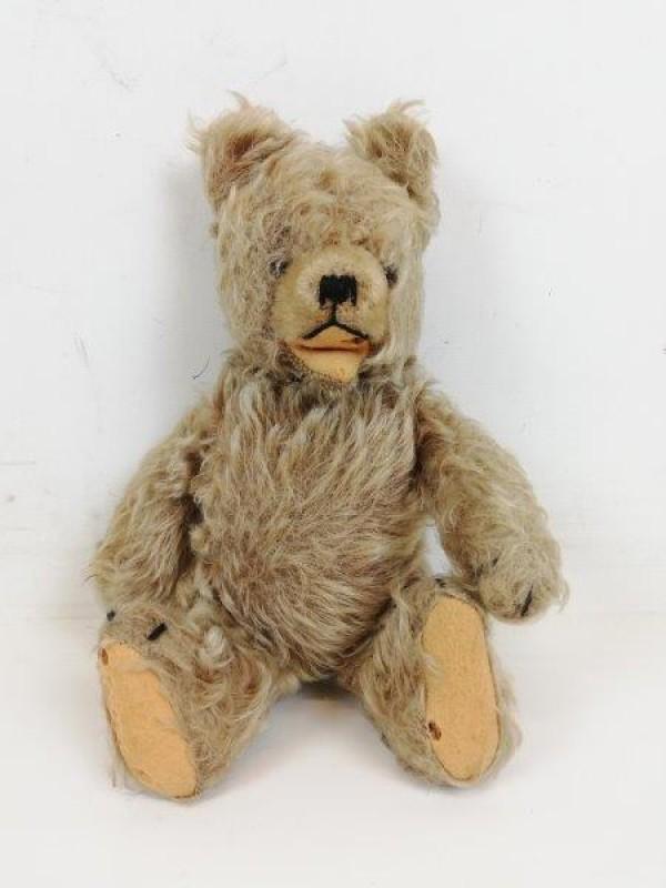 Antieke teddybeer