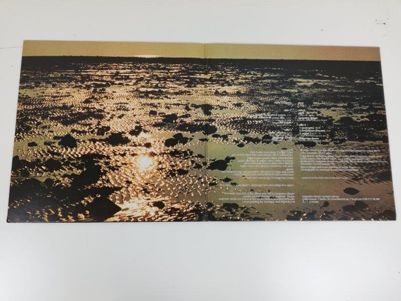 Tangerine Dream – Alpha Centauri (LP)