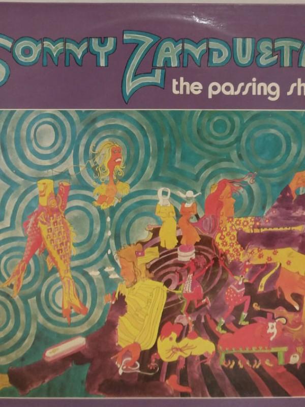 LP Sonny Zandueta (The passing show)