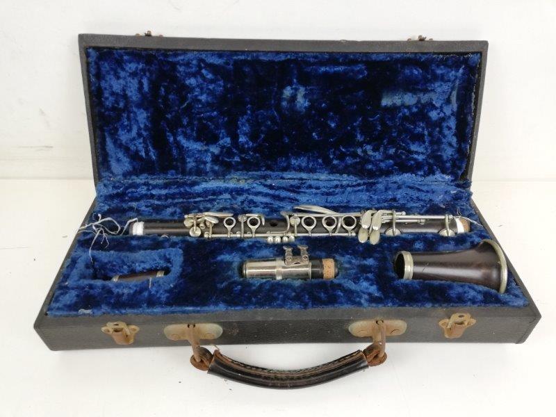 Vintage Thibouville klarinet