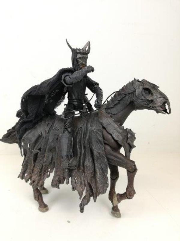 Lord of the rings - Ringwraith met paard