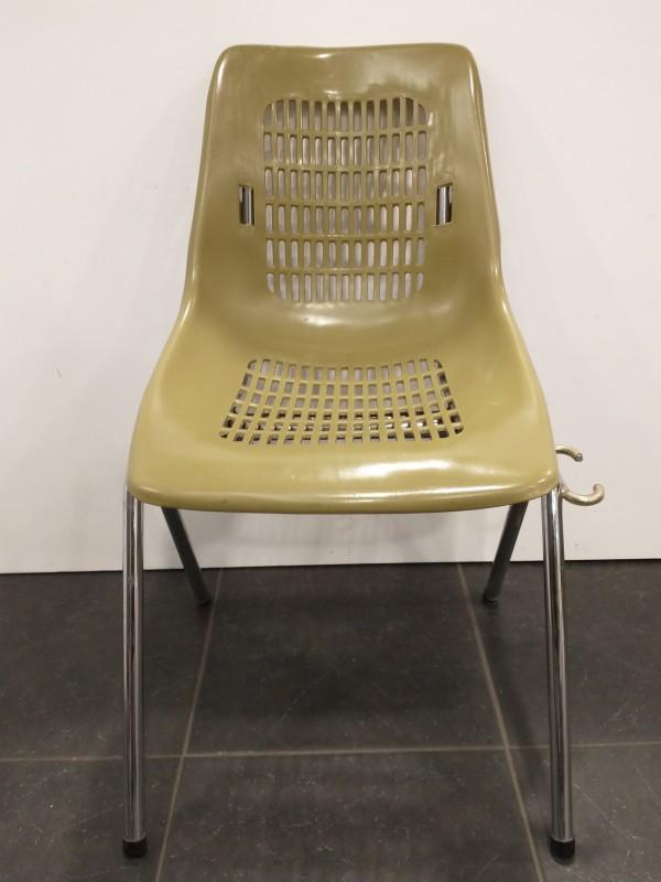 Vintage set van 6 stoelen