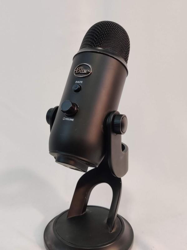 "Microfoon ""Blue Yeti"""