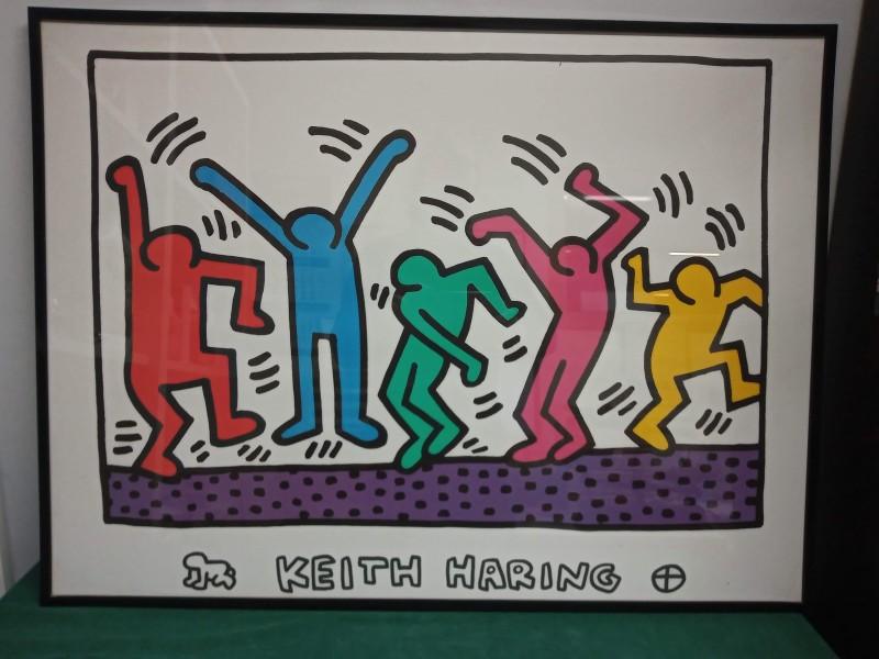 Print : Keith Haring