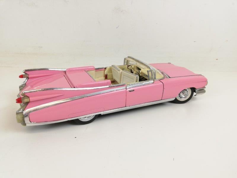 Vintage Cadillac Eldorado Biarritz miniatuur