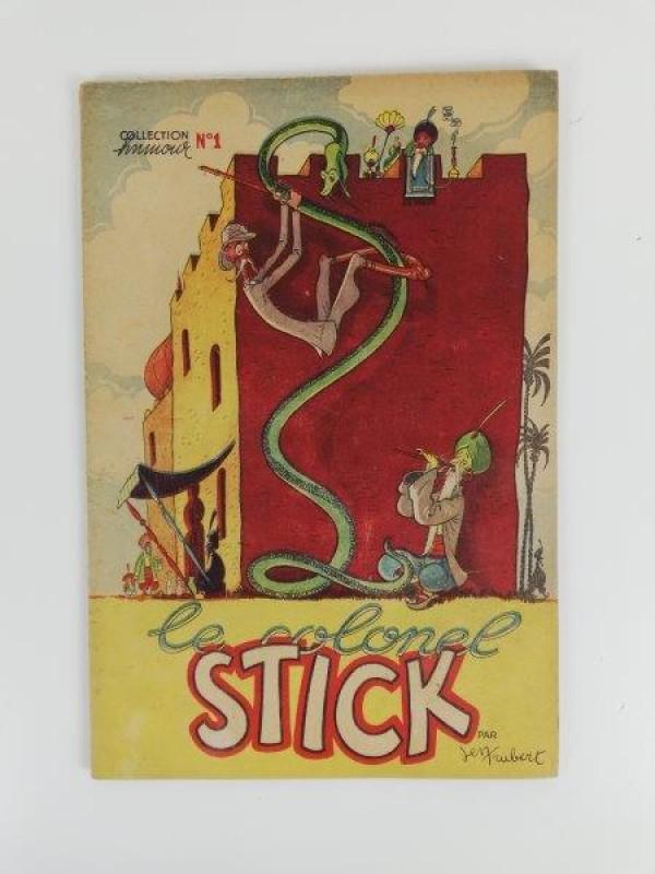 Jean Trubert - le colonel stick (1944)