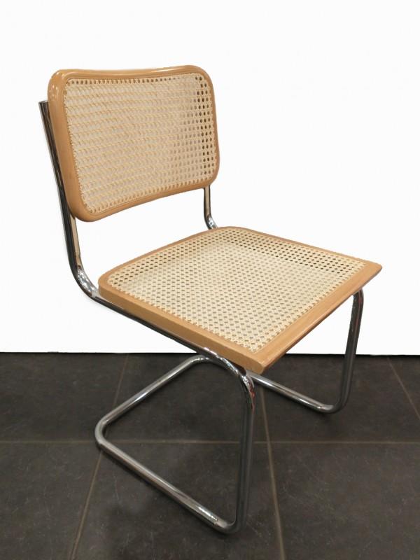 Design buizenstoel, ontwerp: Marcel Breuer,  made in Italy (replica)
