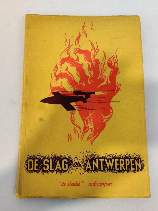 De slag om Antwerpen
