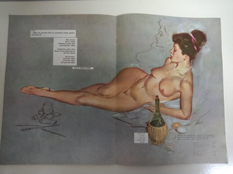 The Nude : leerboek