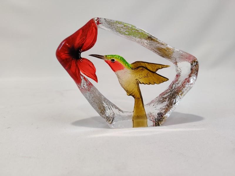 Wildlife Sculpturen Kolibrie
