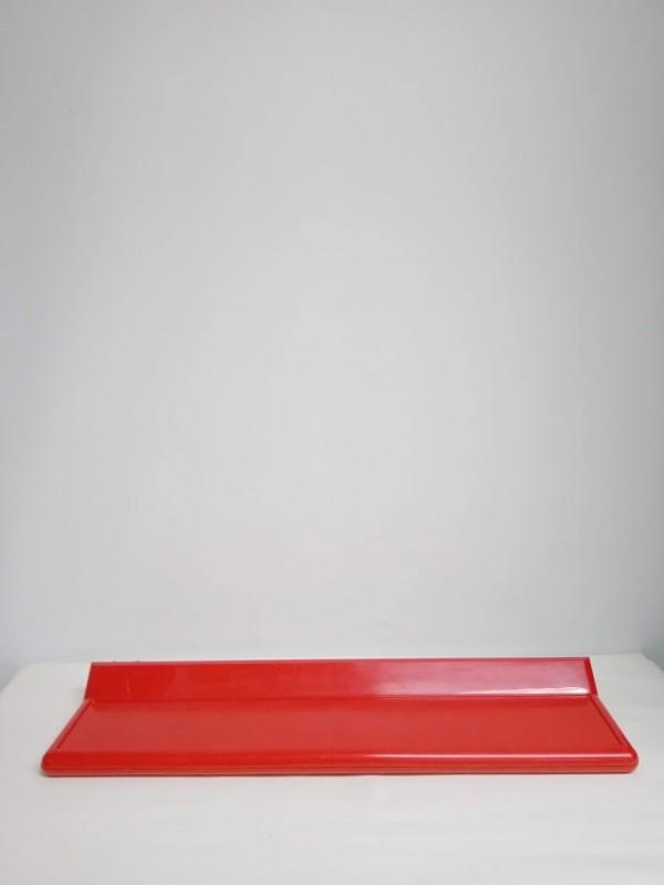 Rode retro legplank