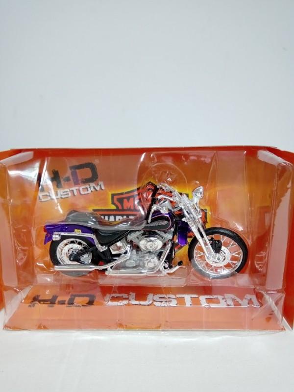 Set Harley Davidons