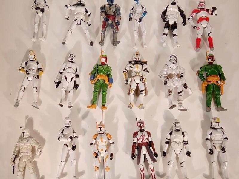Star Wars poppenset