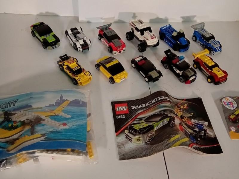 Lego Autotjes