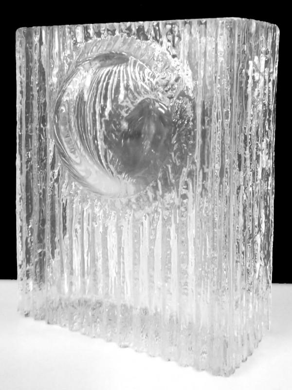 Glaskunst ,  gesigneerd: Daum