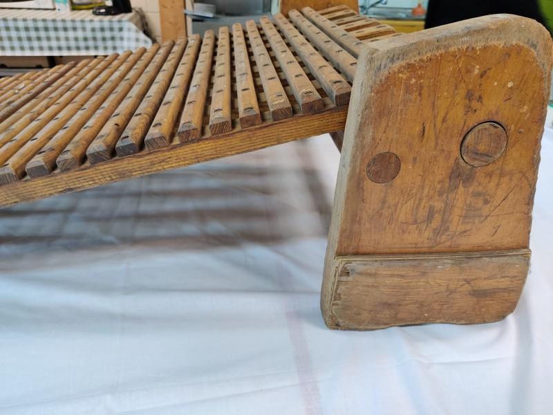 Vintage springplank