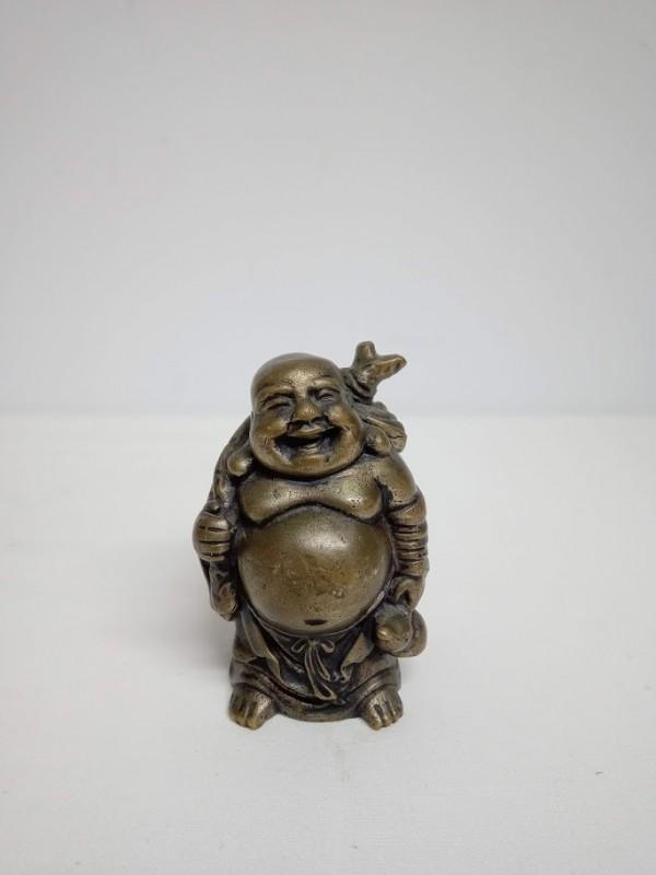 Kleine lachende Boeddha