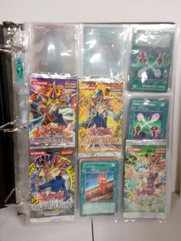 Yu-Gi-Oh! kaarten verzameling