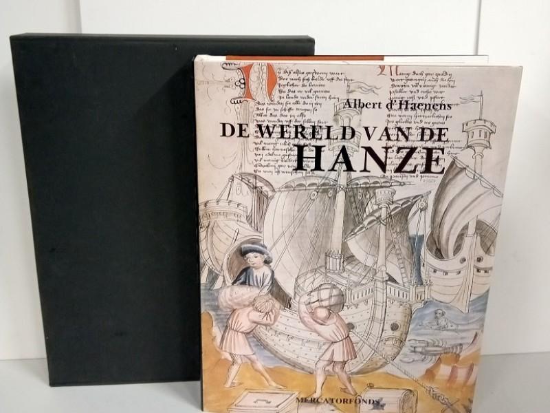 Boek= De wereld van De Hanze
