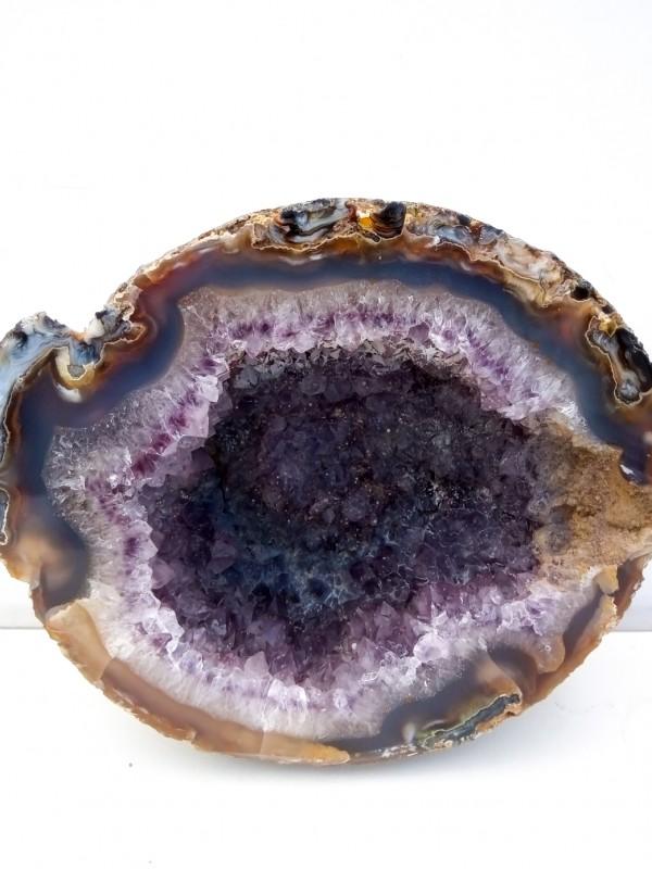 Agaat/ bergkristal