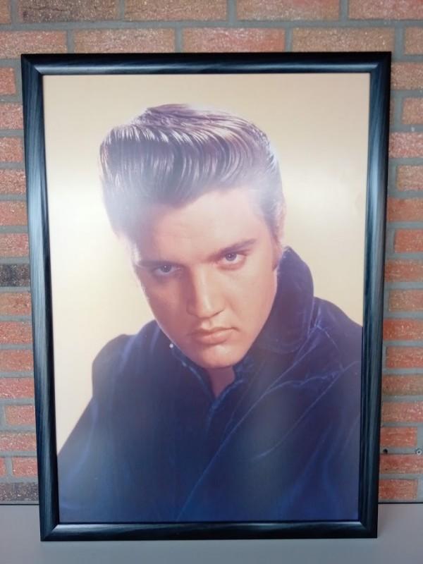 grote druk van Elvis Presley