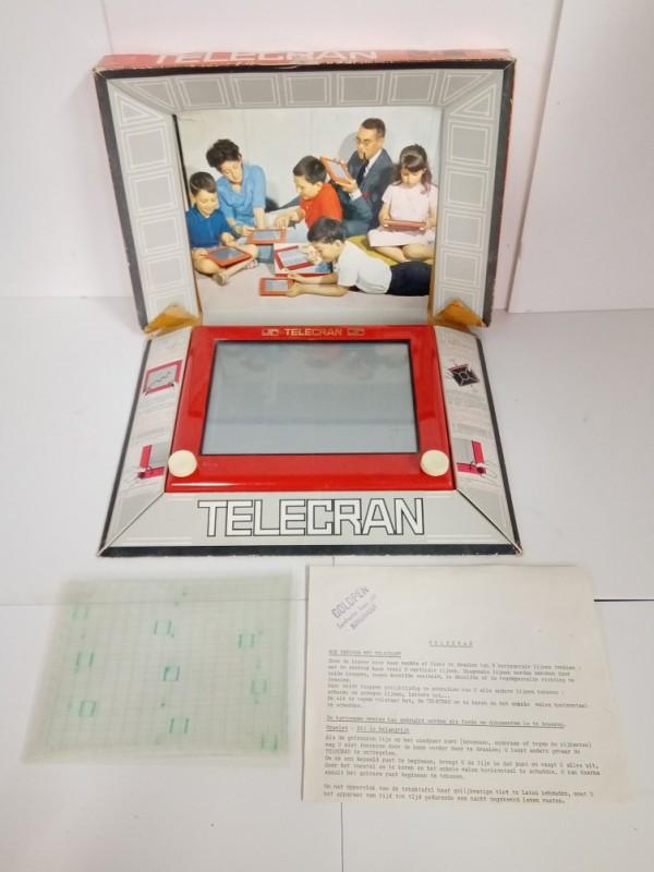 Telecran spel