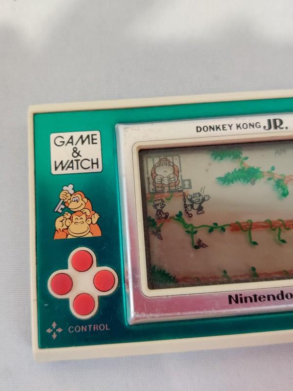Nintendo Game and watch Donkey Kong Jr.