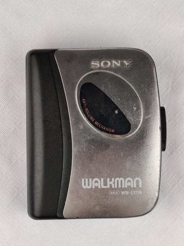 Sony walkman WM-ex116