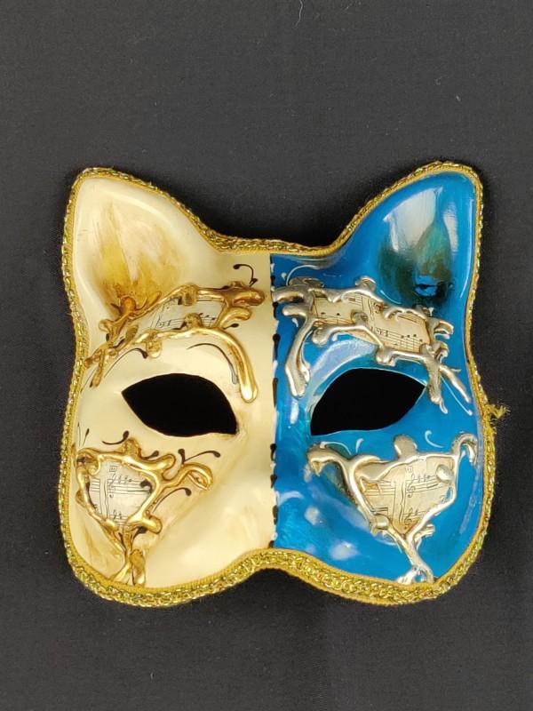 Maschero del galeone, Venetiaans masker