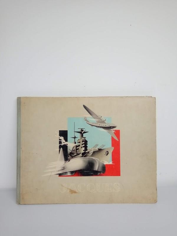 vintage boek aangeboden door Jacques