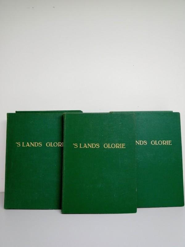 6 boeken : 's Lands Glorie