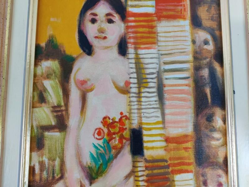 Schilderij Marcel Cockx