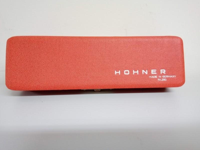 Professionele mondharmonica, Hohner