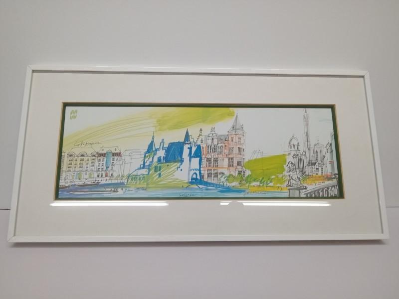 Guus Van Eck print
