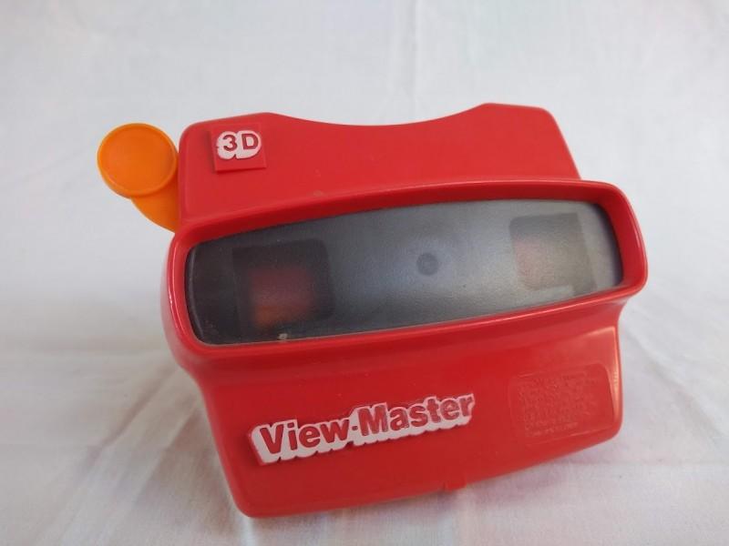 Rode GAF view master 3D