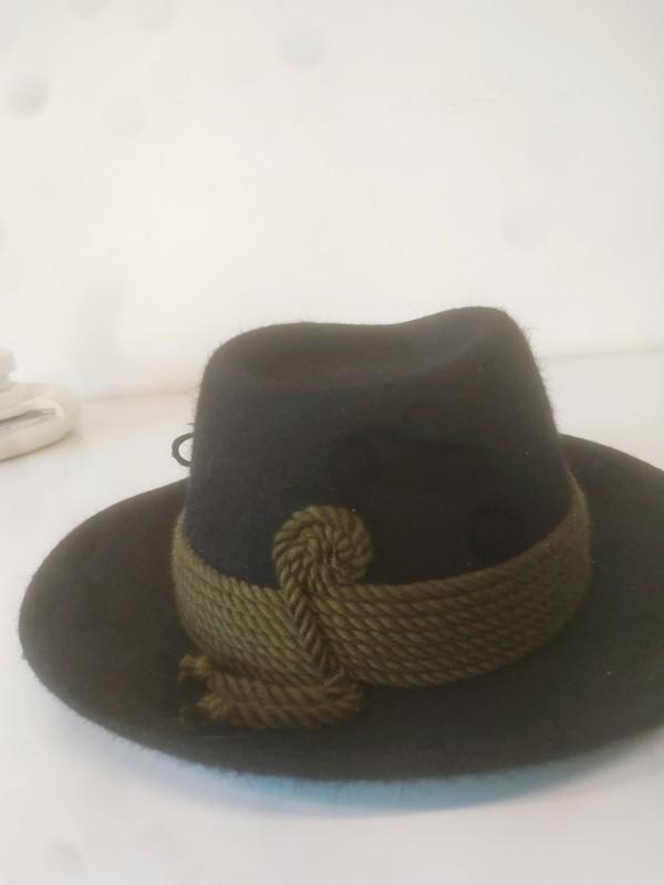 Vintage hoed merk Mayser