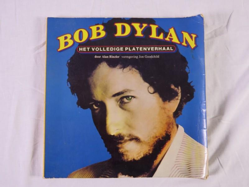 Boek - Bob Dylan - Het volledige platenverhaal